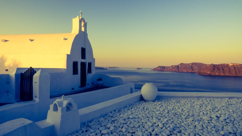 church Oia SANTORINI