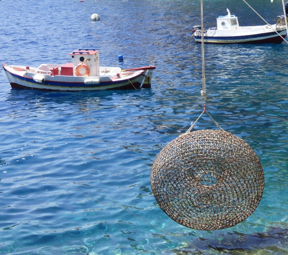 La nasse à poissons – the fish trap